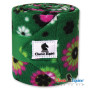 CE polo green flower