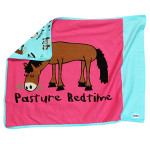 Pasture Bedtime Pillow Case Pink
